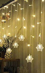Christmas Curtain Ktv Bars Wedding Twinkle Waterfall Lights Decoration Lamps Waterproof String Light 3M
