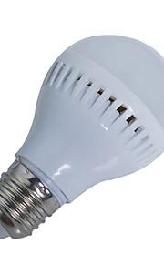 1 stk. HRY E26/E27 5W 18 SMD 2835 450 lm Varm hvit / Kjølig hvit A60(A19) Dekorativ LED-globepærer AC 220-240 V