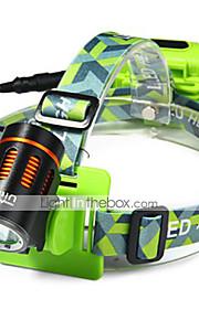 LED - tilCamping/Vandring/Grotte Udforskning / Dagligdags Brug / Sykling / Fisking / Reise / Vannsport / Multifunktion / Utendørs / Til