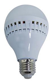 글로브 전구를 주도 hry® 9w E27 28xsmd2835 850lm 따뜻한 / 차가운 백색 전구 (220V)
