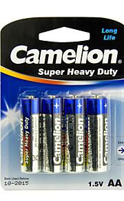 camelion super zware primaire batterijen AA (4 stuks)