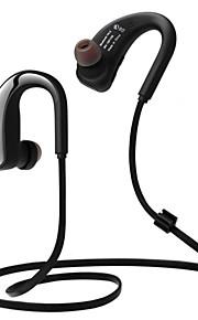 neckband sportivo elastico stereo piegato bluetooth v4.0 fili Auricolare cuffie sportive per 6puls iphone 6s