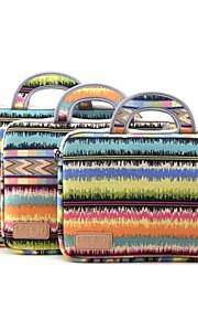 13 '' 14 '' 15 '' note mønstre beskyttende hylster bærbar computer håndtaske (assorterede farver)