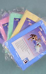 faux sciarpa di pelliccia massa tromba pet asciugamano cane super assorbente 30 * 20 * 0.2 cm asciugamano super soft