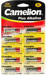 camelion plus alkaline primaire batterijen AA (10st)