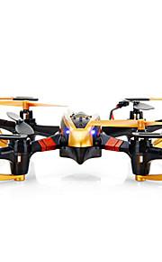 nova x4 Yizhan original com lcd de controle remoto 4 canais 2.4ghz rc Quadrotor ufo com 6 eixos giroscópio rtf helicóptero rc