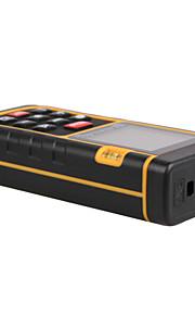 RZ-E40II 70m/229ft Mini Handheld Digital Laser Distance Meter Rangefinder Measure Area