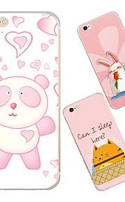maycari®baby Tieren TPU Tasche für iPhone 6 / iphone 6s (verschiedene Farben)