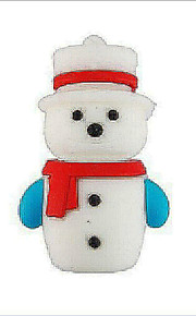 nieuwigheid Kerstmissneeuwman usb-stick flash memory stick gift uk32gb