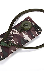 AOTU 1.5L TPU Small Outdoor Environmental Convex Composite Cloth Folding Riding Camouflage Bag