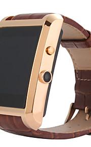 Smart klocka f8 med bluetooth v3.0 passometer / sova tracker / påminnelse / samtal påminnelse / fjärrkontroll funktion