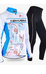 KEIYUEM®Others Women's Long Sleeve Spring / Autumn Cycling Clothing Sets/Suits TightsWaterproof / Breathable