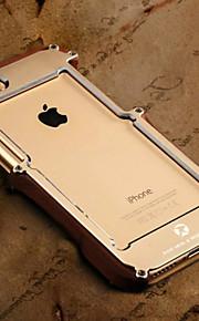 sequoia meccanico cassa del telefono combo metallo per il iphone 6plus / 6s più (colori assortiti)