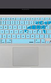 xskn tastiera delfino pelle in silicone copertura pro per MacBook Air 13, MacBook Pro con retina 13 15 17, noi il layout