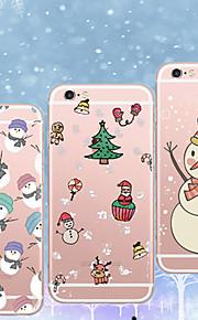 maycari®winter Kommen tpu zurück Fall für iPhone 6 / iphone 6s (verschiedene Farben)