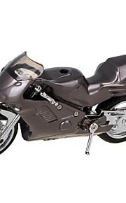 modelo de moto mais leve decoração coleção clássica