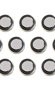 ssuo ag0 / lr521 / lr69 / 379 1.5v alkaline cel knop batterijen (10 stuks)