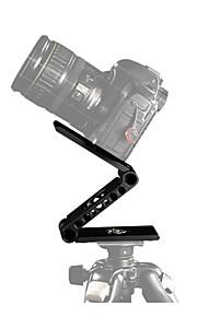 Pro Camera Mount ZD-Y20 Tripod Pan Tilt Head Folding Stand Stabiliser System for DSLR Camera