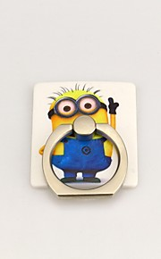 Topwise® Minions Stand Holder Mount Holder Finger Grip Stand for Universal Mobile Phone