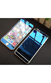 Screen Protector Membrane Tempered Glass Film 9H Color Plating Explosion Proof for iPhone 6S Plus/6 Plus