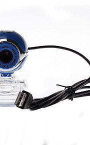 computer camera transparante clip-on base 8,0 webcam blauw