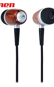 Kanen IP-309 Portable In-ear Earphone With Microphone and Control Button