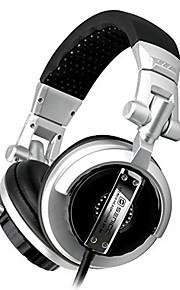 st-80 profissional monitor música headset hifi subwoofer reforçada super bass noise-lsolating dj headphone
