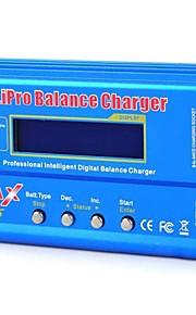 "2.5 ""LCD rc lipo pil denge şarj (100 ~ 240v / bize fiş)"