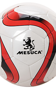Mesuca ® Training Competition Hand Sewn PU Soccer Durable Football Gas Leak-proof MAB50108