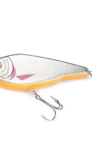 Mizugiwa Pike Musky Fishing Jerk Bait Lure Jerkbait Swimbait 130mm 50g Color Silver