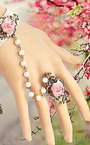 Ringarmbånd / Gotiske smykker ( Blonde ) - Party / Daglig / Afslappet