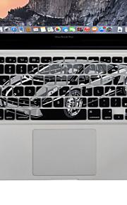 """XSKN laptop tangentbord silikon skal hud film till MacBook Pro / macbook air 13 """"15"""" 17 """"oss version"""