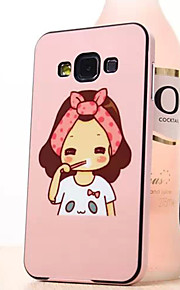 cartoon projektu pc + etui TPU dla Samsung Galaxy a3 a5 A8