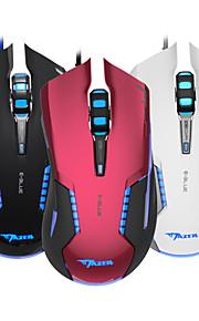 E-3lue e-blue ems616 mazer rot verdrahteten Gaming-Maus 2500dpi führte optische