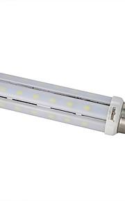 15W E14 / B22 / E26/E27 LED-kornpærer T 44PCS SMD 5730 100LM/W lm Varm hvit / Naturlig hvit Dekorativ AC 85-265 V 1 stk.