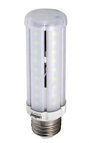9W E14 / B22 / E26/E27 LED-kornpærer T 58PCS SMD 2835 100LM/W lm Varm hvit / Naturlig hvit Dekorativ AC 85-265 V 1 stk.