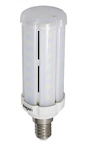 7W E14 / B22 / E26/E27 LED-kornpærer T 46PCS SMD 2835 100LM/W lm Varm hvit / Naturlig hvit Dekorativ AC 85-265 V 1 stk.