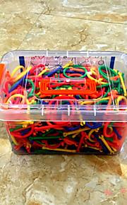 smarte pinde medium bokssæt byggesten bygning kit DIY legetøj (560pcs)
