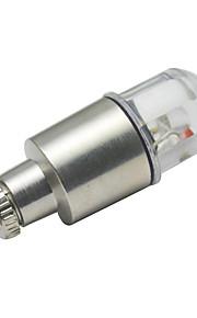 youoklight® 0.5W 30-50lm super lyse blå blinkende ledet dekk lys (10 stk)
