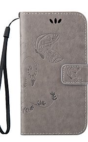 Embossed Butterfly Purse Style with Lanyard Phones HTC Desire 626. M9. 820.desire 816