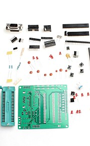 51 / AVR Microcontroller Development Board Learning Board STC89C52 DIY Learning Kit