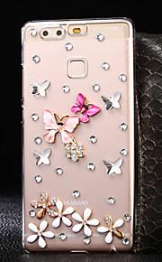 caso duro della farfalla modello di pc per più Huawei Ascend P9 / p9lite / onore 4x / 5x / honor6 / 7 / P8 / p8lite / Y560 / G8 / g8mini