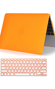 "2 in 1 Matte  Plastic Hard Full Body Case with Keyboard Cover  for  MacBook  Pro with Retina 13""/15""(Assorted Colors)"