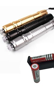Kuglepen Formet-Grøn Laser-pointer-Aluminium Legering