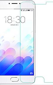 nillkin h eksplosion bevis hærdet glas beskyttende film passer til meizu charme blå note 3 mobiltelefon