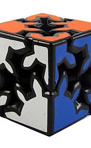 Glat Speed Cube Udstyr Hastighed Magiske terninger Sort Fade Plastik