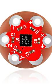KEYES LilyPad Wearable ADXL335 3 Axis Triaxial Acceleration Sensor Module
