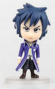 Fairy Tail Altro 8CM Figure Anime Azione Giocattoli di modello Doll Toy
