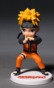 Naruto Andre 9CM Anime Action Figurer Modell Leker Doll Toy