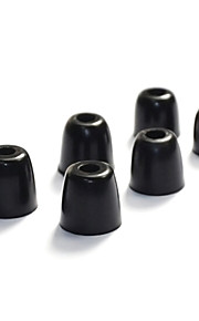 wskazówki siilcone materiał słuchawkowe earhone (w uchu)